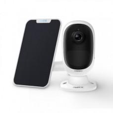 Аккумуляторная Wi-Fi IP Камера Reolink Argus 2 + солнечная панель