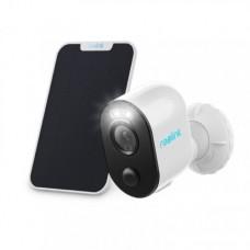 Аккумуляторная Wi-Fi IP Камера Reolink Argus 3 + солнечная панель