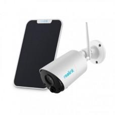 Аккумуляторная Wi-Fi IP Камера Reolink Argus Eco + солнечная панель