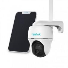 Беспроводная 4G/3G/LTE IP Камера Reolink Go PT + солнечная панель