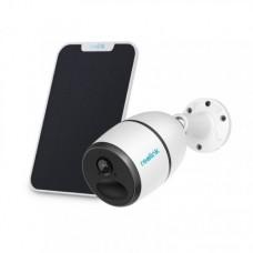 Автономная мобильная 4G/3G/LTE IP Камера Reolink Go + солнечная панель
