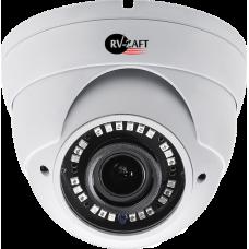 2.0MP купольная HD Камера с коаксиальным выходом RVC-DM362RC32W-CD