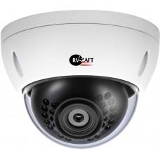 1.3MP купольная HD Камера с инфракрасной подсветкой и коаксиальным выходом RVC-DM366RC1E-C