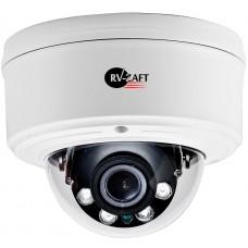 2.0MP Low Lux купольная IP Камера RVA-DM365AC80-LP