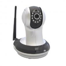 IP-видеокамера поворотная 1 Мп с Wi-Fi ATIS AI-361 (Gray)