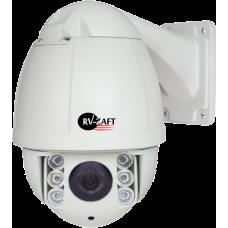 """4.5"""" 4MP Высокоскоростная поворотная купольная IP камера RVA-SD515ZF104-1"""
