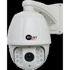 """7"""" 2MP Высокоскоростная поворотная купольная IP камера RVA-SD855CF202-1"""