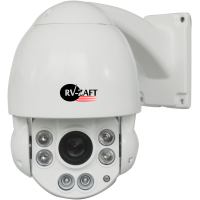 """4.5"""" 2MP Среднескоростная поворотная купольная мини IP камера RVA-SD855CF102-E0"""