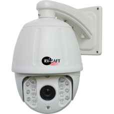 """7"""" 4MP Высокоскоростная поворотная купольная IP камера RVA-SD855CF204-1"""