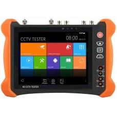 Мультифункциональный тестер видеокамер RVT-Max10S-MOVTSADH с сенсорным экраном Retina 2048x1536, элитная серия