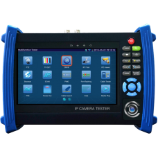 Тестер видеосигнала RV-ZTest17-50W с сенсорным экраном