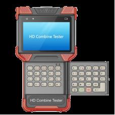 Тестер видеосигнала для аналоговых и IP-камер (5 в 1) RVT072
