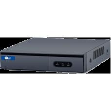 4-канальный компактный 1U сетевой видеорегистратор с поддержкой функций H.265 и PoE 32Mbps RV-Z12204N-P